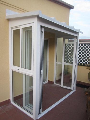 Alumini bartra carpinter a de aluminio fabricaci n propia for Cierres de aluminio para terrazas