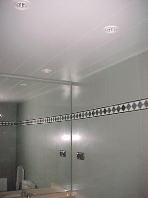 Alumini bartra carpinter a de aluminio fabricaci n propia - Pintura techo bano ...